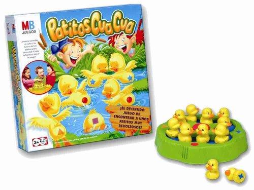 Hasbro 640334 - M.B. Juegos Patitos Cua Cua