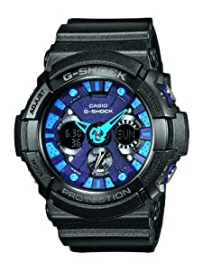 Casio GA-200SH-2A - Reloj (Pulsera, Masculino, Metal, Polymer, 3 Año(s)) de Casio