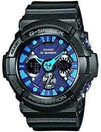 Casio GA-200SH-2A - Reloj (Pulsera, Masculino, Metal, Polymer, 3 Año(s))