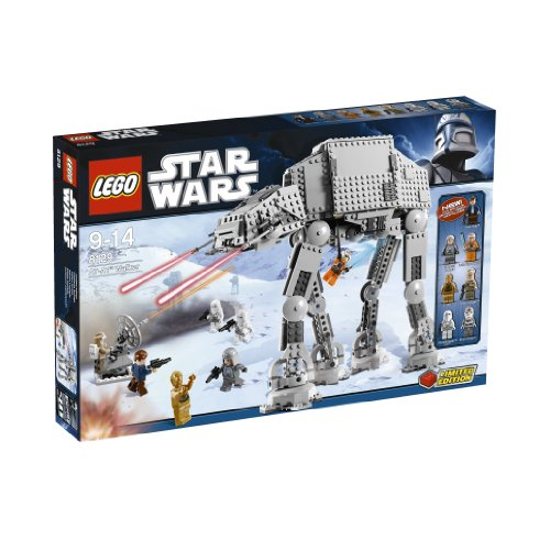 LEGO Star Wars 8129 -  at at Walker Limited Edition - Lego At-at Star Walker Wars