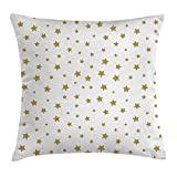 Best Chaises Office Star Patio - Star Throw Pillow Cushion Cover, Stars Pattern Illustration Review