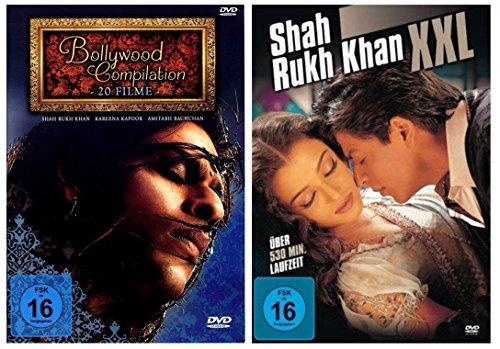 Die große Bollywood Filme Box Collection [12 DVDs]