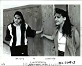 Vintage Photos 1994Press Photo Parkrose High School étudiants–Orb43139