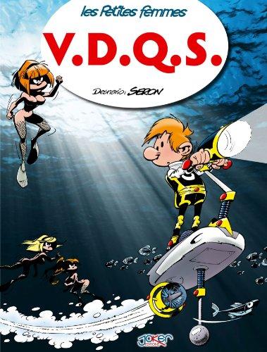 Les petites femmes - Tome 6 : V.D.Q.S.