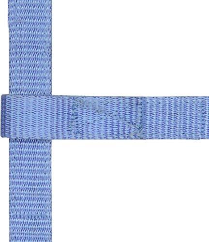 EKKIA Verstellbares Mini Halfter Hellblau