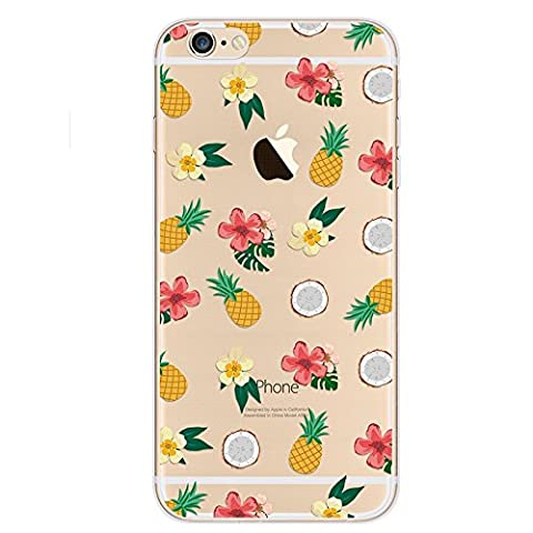 TPU silicone Housse Coque Pour iPhone 5 iPhone 5S iPhone SE, Ruirs Nice coloré d