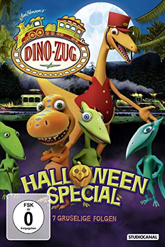 Dino-Zug - Halloween-Special (Ellen Tv Halloween)