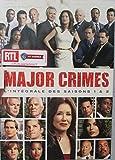 Major Crimes - L'intégrale des Saisons 1 & 2 - Coffret DVD
