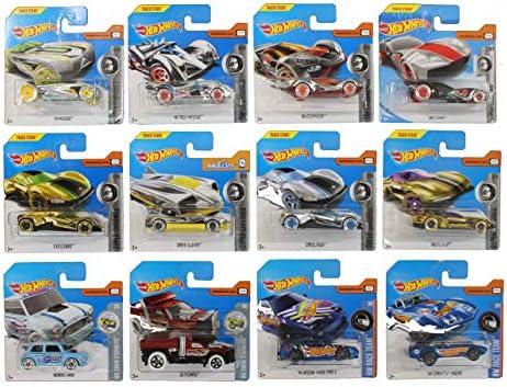 Unbekannt Mattel Hot Wheels 1:64 Lot Lot Lot de 5 Autocollants pour véhicules | Extravagant  91f6ec