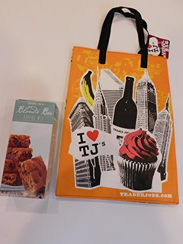 trader-joes-blondie-bar-baking-mix-and-ny-style-reusable-shopping-bag-by-unknown
