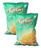 #9: Hypercity Combo - Kurkure Snacks Bikaneri Bhujia, 180g (Pack of 2) Promo Pack