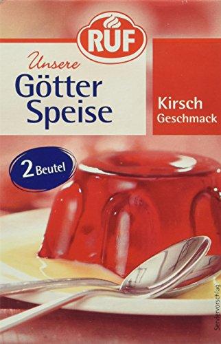 RUF Goetterspeise Kirsch, 14er Pack (14 x 24 g)