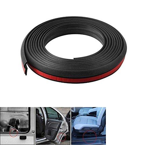 Preisvergleich Produktbild 4M Z-Form Gummidichtung selbstklebend Dichtung Dichtband Fenster Tür Autotür