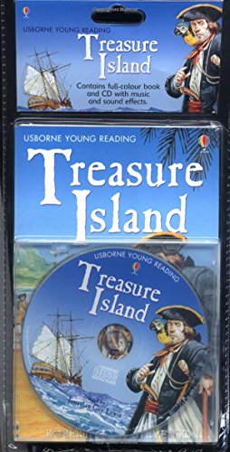 Portada del libro Treasure Island (Young Reading CD Packs (series 2)) by Angela Wilkes (26-Nov-2004) Paperback