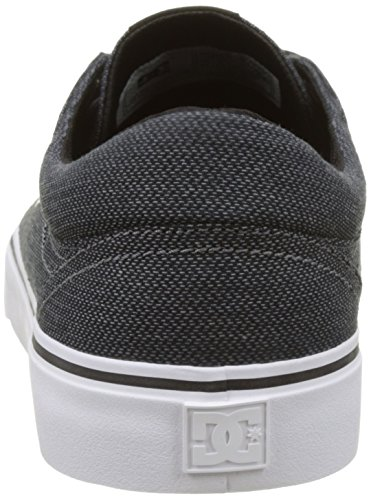 DC Shoes  Tonik Tx Se, Sneakers basses homme Multicolore (Black/Grey)