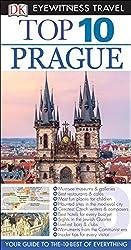 Top 10 Prague (Eyewitness Top 10 Travel Guide) by Theodore Schwinke (2015-04-07)