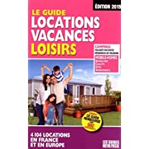 Le Guide locations vacances loisirs 2015