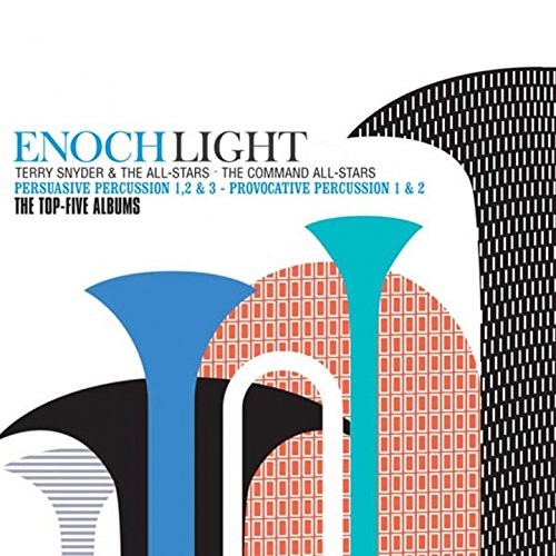 Persuasive Percussion 1, 2 & 3 - Provocate Percussions 1 & 2 Enoch Light