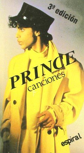Canciones Prince (Espiral / Canciones) por Prince