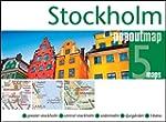 Stockholm PopOut Map - handy pocket-s...