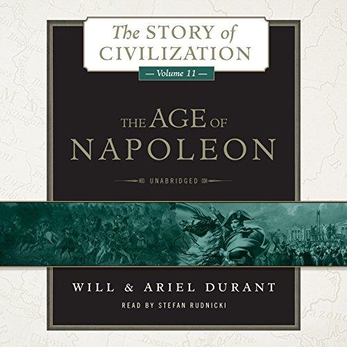 The Age of Napoleon  Audiolibri