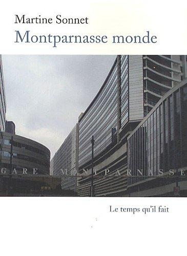 Montparnasse monde