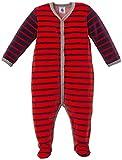 Petit Bateau Unisex - Baby Schlafstrampler Dors Bien
