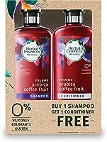 Herbal Essences Bio Renew Arabica Coffee Fruit Shampoo + Conditioner 400ml