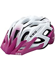 KED Status Helmet Junior Violet Pearl Matt 2017 mountainbike helm downhill
