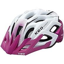 KED ESTADO JUNIOR 2016 niños y adolescentes casco de bicicleta, helm größen:49-55 cm;Ked Farbe 2015 (+SIze):violet pearl