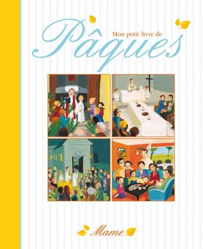 Mon petit livre de Pâques par Karine-Marie Amiot, Claire Delvaux
