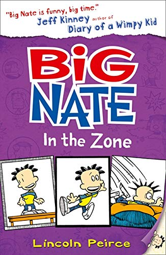 Big Nate In The Zone Not por Lincoln Peirce