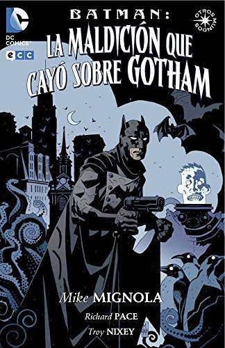 Batman: La maldición que cayó sobre Gotham (2 ed)