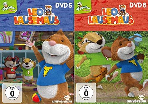 Vols. 5+6 (2 DVDs)