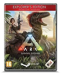 ARK: Survival Evolved - Explorer's Edition - [PC]