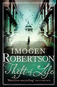 Theft of Life (Crowther & Westerman Book 5) by [Robertson, Imogen]