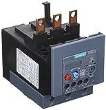 Siemens 3RU2146–4MB0Therm. Relè di sovraccarico 80–100A per protezione motore Dimensioni S3, classe 10per Contattore montaggio terminale principale AUX. Circuito: Screw Term. manual-automatic-reset, bianco