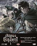 L'Attacco dei Giganti - Stagione 2 Vol.1 Episodes 1-4 (Blu-Ray e DVD)