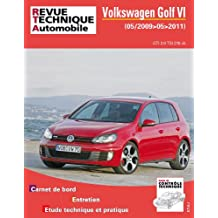 Rta hs 009.1 Volkswagen Golf VI 2.0 Gti moteur Cczb