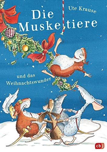 Die Muskeltiere und das Weihnachtswunder (Die Muskeltiere-Reihe zum Vorlesen, Band 4)