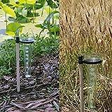 Polystyrene Rain Gauge Up to 35mm Measurement Tool for Garden Water Ground