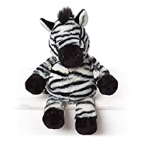 Glamour Girlz Soft Creatures Animals Safari Wild Life Farm Soft Fluffy Plush Toy Zebra