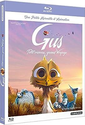 Gus, petit oiseau grand voyage [Blu-ray] [FR Import]