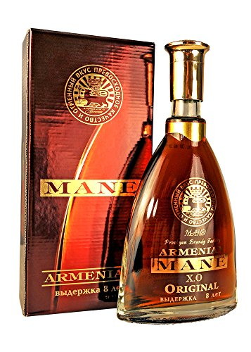"""Armenischer Weinbrand """"Mane"""", 0,5L, 40% Alk., 8 Jahre gereift"""