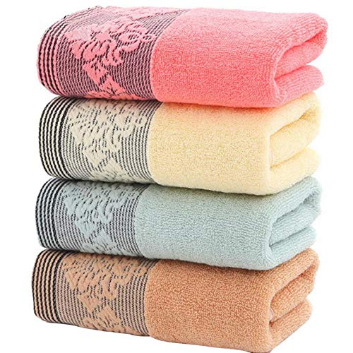 TDPYT 10 Stücke/Baumwolle 32 Shares Von Saugfähigen Handtuch Gesicht Handtuch Bad Dicke Weichen Tuch Abwischen Handtuch Quick-Dry Home