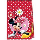 Disney Minnie Mouse Party Tüten aus Papier mit Sticker zum Schließen Kindergeburtstag