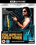 Escape From New York (4K Ultra HD + Blu-ray) [2019]