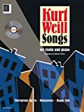 Kurt Weill Songs: UE34324: For Violin and Piano Accompaniment