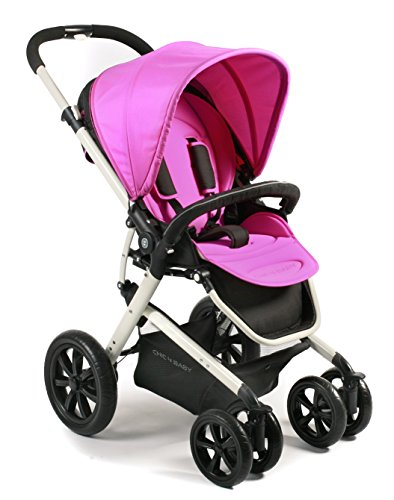 CHIC 4 BABY 155 80 SPORT CARRO PRONTO  COLOR FUCSIA