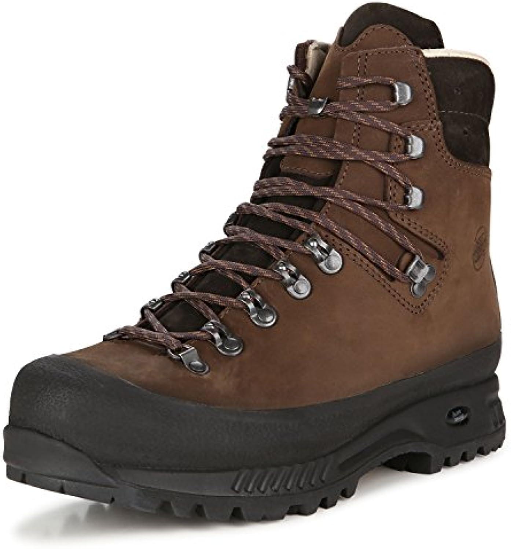 Hanwag Yukon Wide, Zapatos de High Rise Senderismo para Hombre